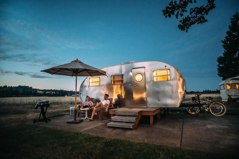 vidéo camping infos